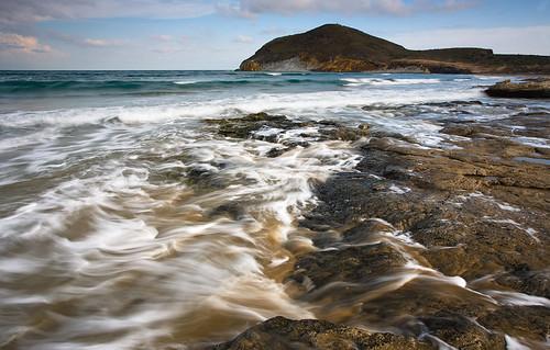 Playa morron de los genoveses