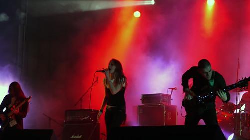 Mind Overflow, festirock, 2008