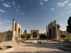 Uzbekistán fotografia