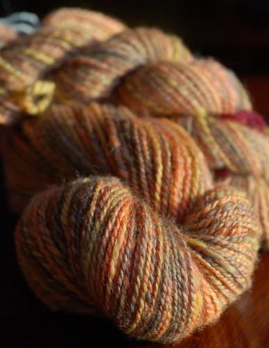 Calendulas yarn