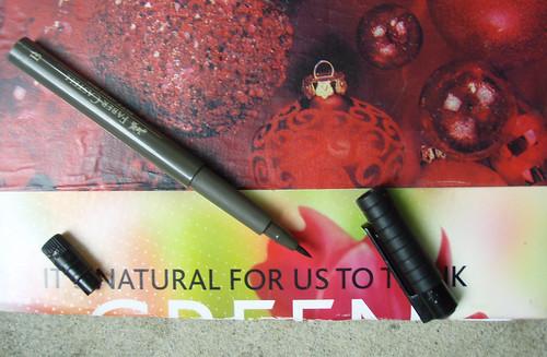 Fixing Faber Castell Pitt Artist Pens I