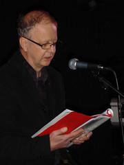 Poet Ron Scowcroft
