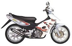 Dari suzuki FX 125 sampai Satria F150 | Babad150f
