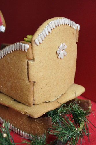 Santa S Sleigh Christmas Cookies Palachinka