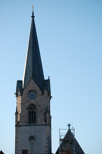 Steeples major and minor