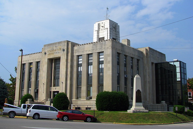 Franklin County Courthouse 1