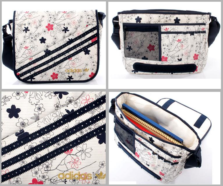 Adidas Messenger Bag - ADIFLOWER MESSE (Brand New)