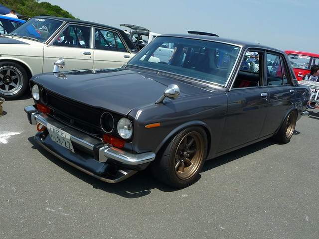Datsun 510 Bluebird