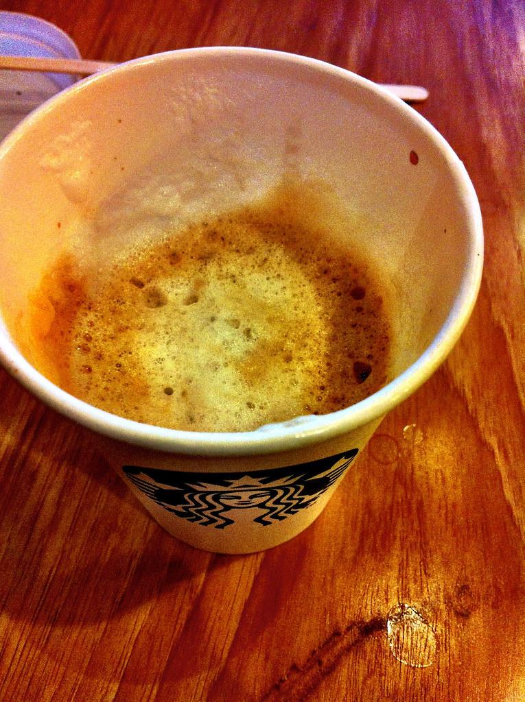 Day 153 Photo - Espresso Macciatto