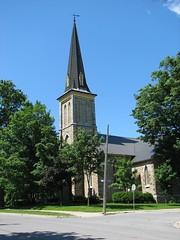 St Andrews Presbyterian Church, Gananoque (big_old_cat) Tags: church gananoque stonechurch presbyterianchurch presbyterial
