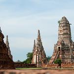 Wat Chaiwatthanaram, Ayutthaya, Thailand thumbnail
