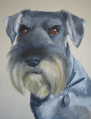 """Louis - Acrylic on canvas • <a style=""""font-size:0.8em;"""" href=""""http://www.flickr.com/photos/64357681@N04/5867073868/"""" target=""""_blank"""">View on Flickr</a>"""