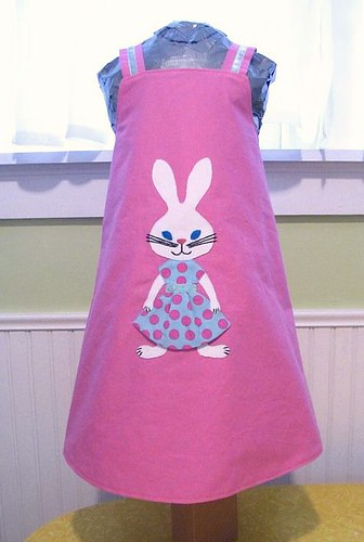 bunny dress!