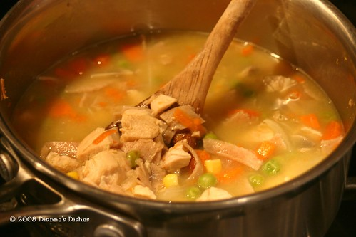 Chicken Soup A La Alexis