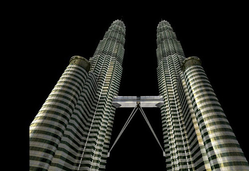 "Petronas Towers - Render • <a style=""font-size:0.8em;"" href=""http://www.flickr.com/photos/30735181@N00/2295417085/"" target=""_blank"">View on Flickr</a>"
