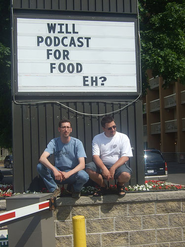 Podcasters Across Borders 2009