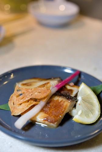 Yo! Sushi - Miso Black Cod