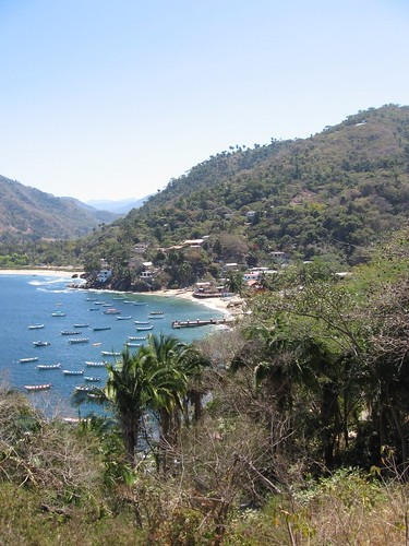 Looking To Yelapa Village