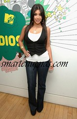 NEW KIM KARDASHIAN PICTURES AT MTV 2