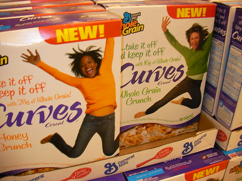 Curves Cereal by LauraMoncur from Flickr