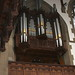 Organ case, St Chad, Bensham