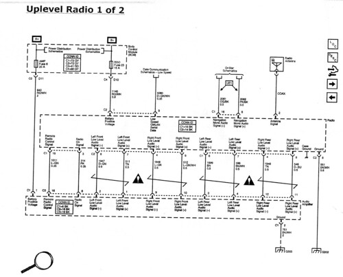 amp hook-up to existing monsoon system - page 2 - pontiac ... 2008 pontiac g6 wiring diagram abs
