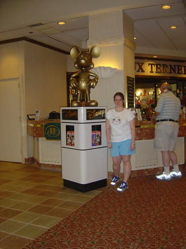 Walt Disney World - 2003