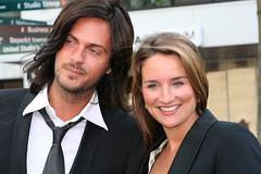 Thijs Willekes en Lieke van Lexmond