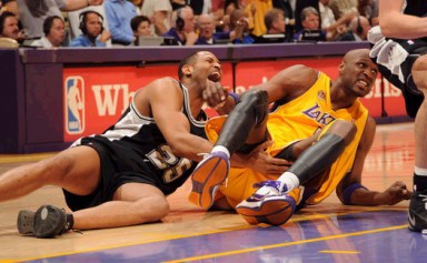 Horry and Odom