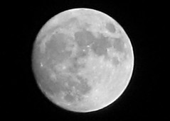 June 16 Moon (conejobubba) Tags: sky moon canon stars heaven luna planet lunar astrology g9