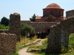 Nuns (steven_and_haley_bach) Tags: byzantine mystras sixthday mistras greecevacation byzantineruins
