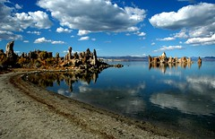 Mono Lake Clouds 2 (Bill Wight CA) Tags: california lake nature landscape monolake highsierras naturelovers 5photosaday abigfave cloudsandanythingelse worldtrekker billwight