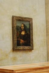 mona! (mars fergy) Tags: painting louvre monalisa leonardodivinci