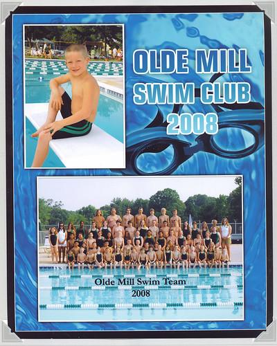 Olde Mill Swim Club 2008