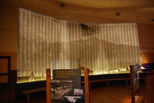 Manzanar National Historic Site Interpretive Center