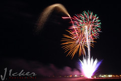 Fireworks (Jason.Icker) Tags: ocean county new jason beach point nikon jay fireworks jersey pleasant jenkinsons d40 icker jasonicker jayicker jasonickercom