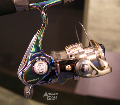 Quantum Energy PTiB Spinning Reel