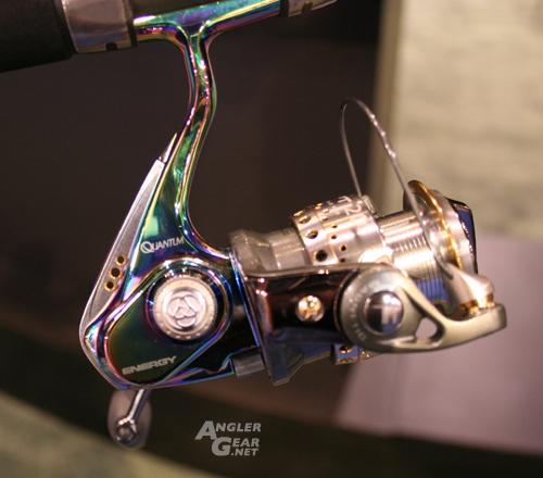 Quantum Energy PTiB Spinning Reel