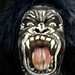King Kong facepainting Mini Movie! por hawhawjames