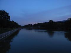 Summer evening