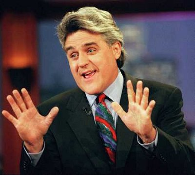 On Jay Leno Image
