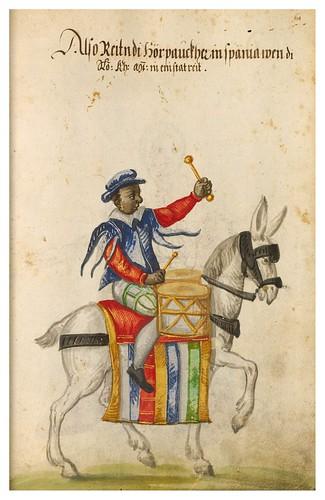 15- Vestimentas en España y Portugal año 1600, 64r