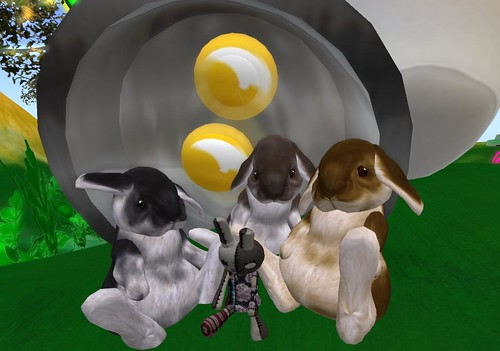An Easter Scene