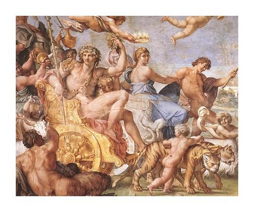 03c-Triunfo de Baco y Ariadna detalle