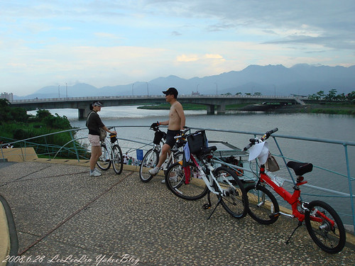 冬山河單車遊|羅東夜市