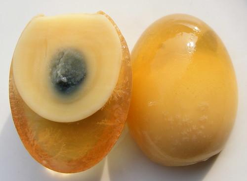 Albino Century Egg