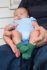 Nathaniel's Socks