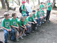 14Aug08 Twilight-1317 (WanderNeal) Tags: boy camp germany deutschland twilight stuttgart skills scout scouts knots bsa 324 boyscoutsofamerica twilightcamp kingauthurscourt twilightcamp08 scoutskills