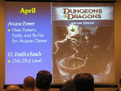 D&D Q&A: April 2009