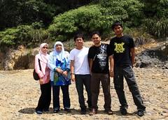 Hidayah, me. Pipi. Asraf and Fauzi.